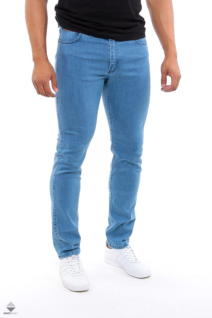 45f38786b6 Spodnie Nervous Classic Dnm Blue 18