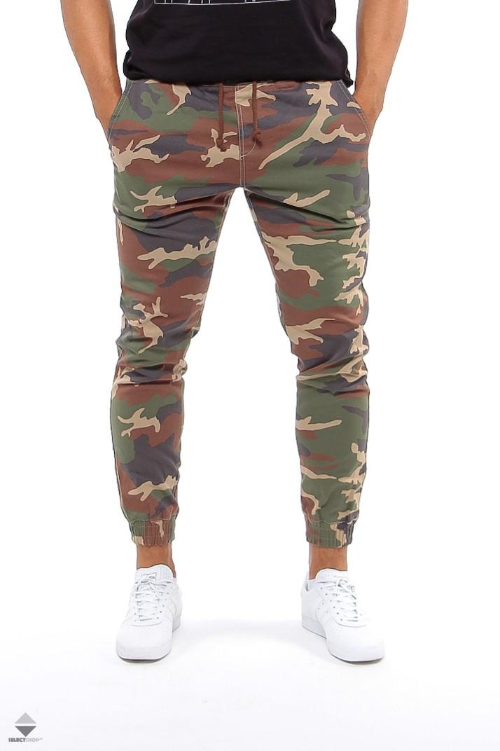 04a4c4fb4b Spodnie Diamante Wear Classic RM Jogger Camo