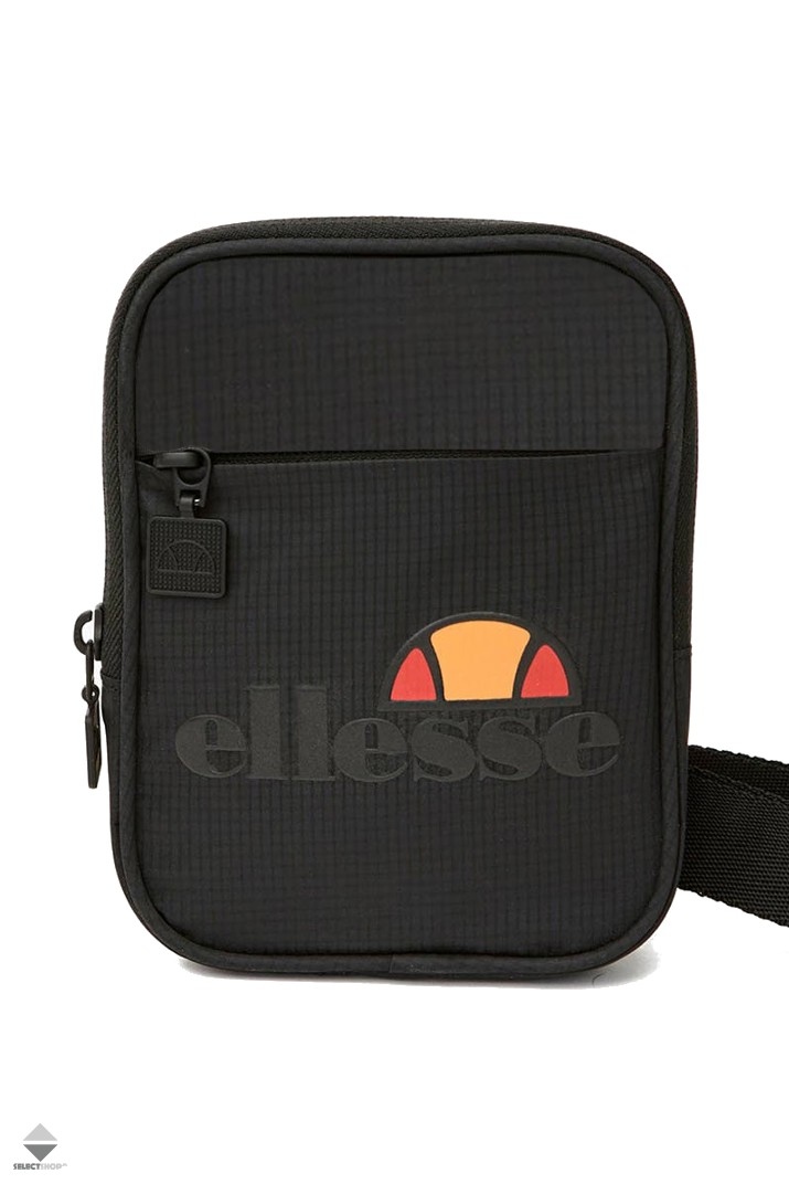 5fbc6b0746c98 Torba Ellesse Nappo II Black 5241553