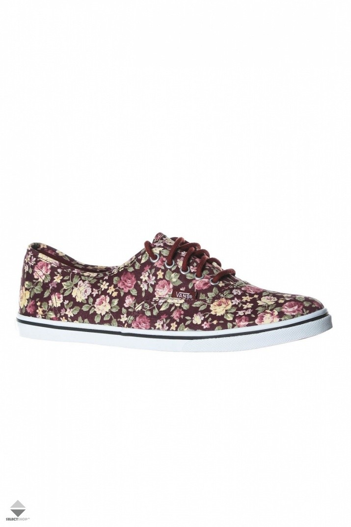 buty vans authentic multicolor
