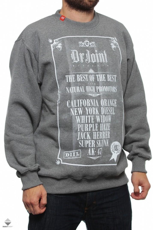 diverse culori vânzare reducere uriașă Bluza Diil Dr Joint Grey