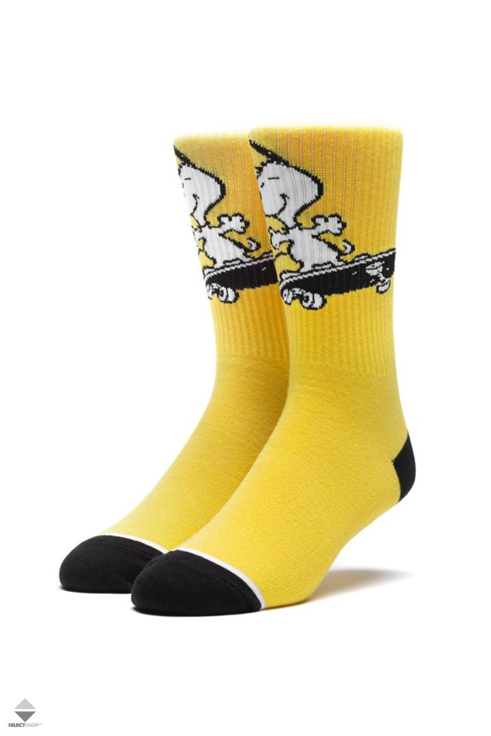 oficjalne zdjęcia najlepszy hurtownik Darmowa dostawa Skarpety HUF X Peanuts Snoopy Skate