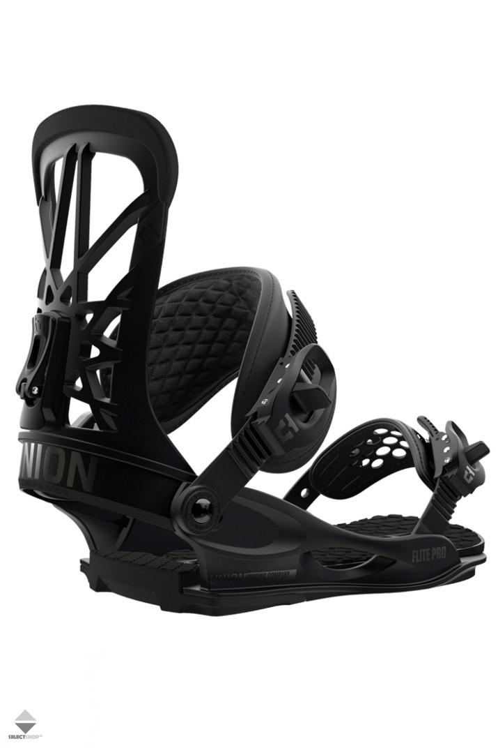 6bac8e3c Wiązania Snowboardowe Union Flite PRO 183111 Black