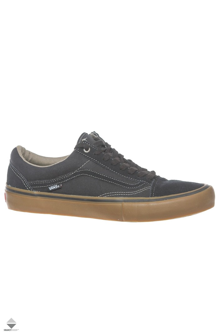 vans old skool pro blue graphite gum