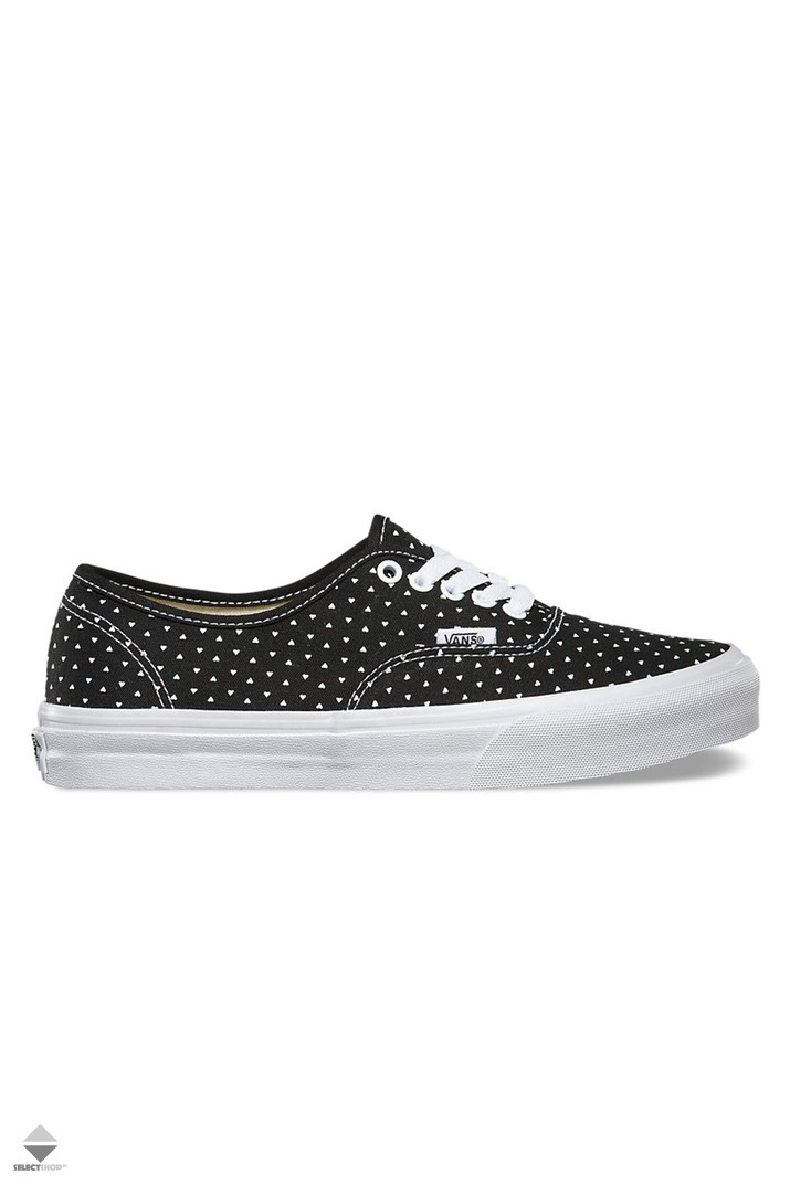516e42dc84d98e Buty Vans Authentic Slim Micro Hearts Black White XG6GJF