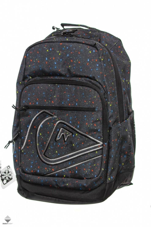 517a63b0901e2 Plecak Quiksilver Schoolie EQYBP03024-KTA6 Black Multi