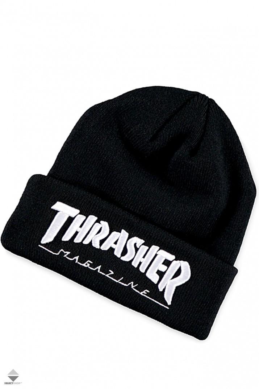 9b0621f28 Czapka Zimowa Thrasher Embroidered Logo Beanie