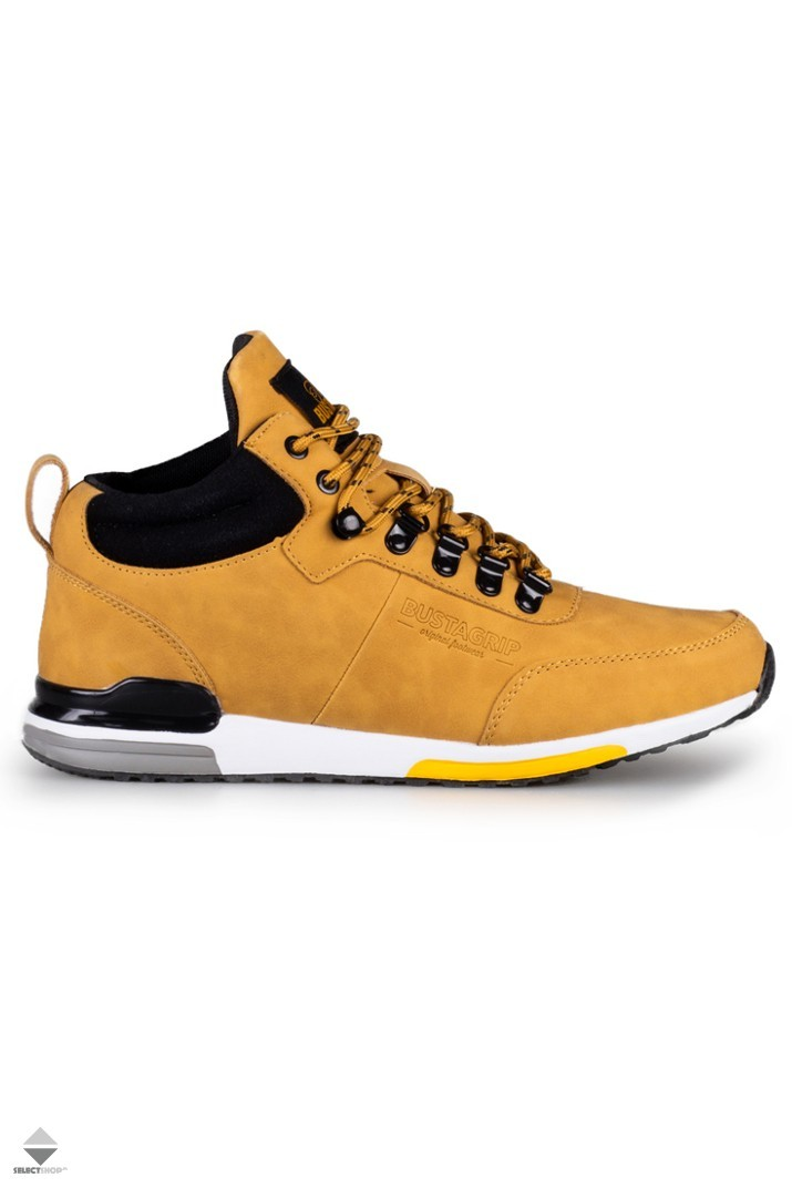 95056e00f3d9a Buty Bustagrip Jogger BGS-0935YEL3 Yellow