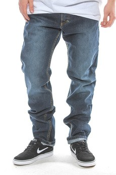 Spodnie Mass Denim Classic Straight Fit