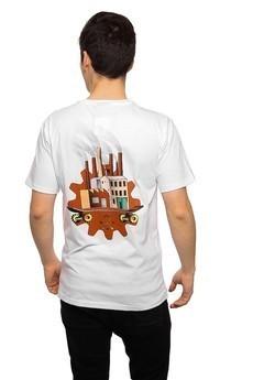 3972d56b8 Koszulka T-shirt Diil Śmierć Konfidentom White