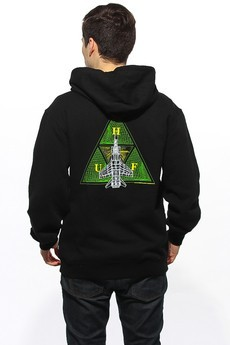Bluza Zip HUF Disaster OPS Triple Triangle