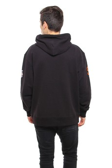 Bluza Kaptur 47 Brand X Thrasher Text Crosstown Striker