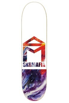 Blat Sk8mafia House Logo Oil Low