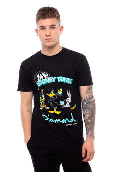 Koszulka Diamond Supply x Looney Tunes