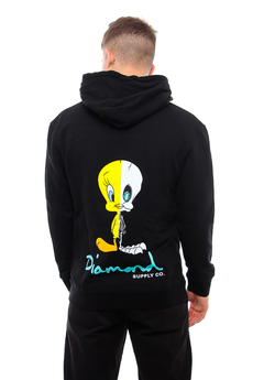 Bluza Kaptur Diamond Supply x Looney Tunes X-Ray