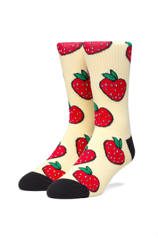 Skarpety HUF Strawberry