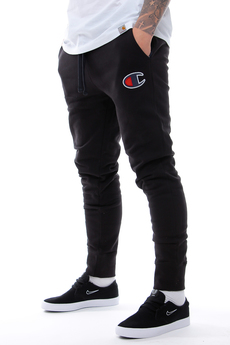 Spodnie Champion Suede C Cotton Terry Cuffed Joggers