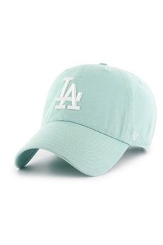 Czapka 47 Brand Los Angeles Dodgers Clean Up