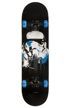 Deskorolka Star Wars Skateboard Fading Trooper