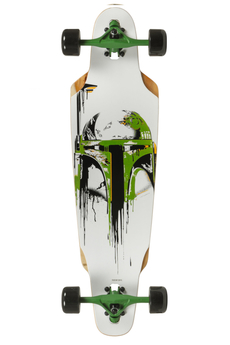 Longboard Powerslide Star Wars Dropped Boba