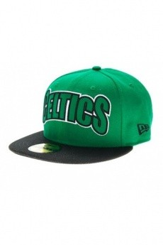 Czapka New Era Edge Up Boston Celtics