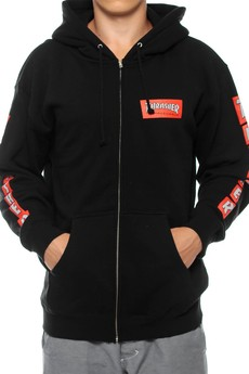 Bluza Zip Thrasher Boxed Logo