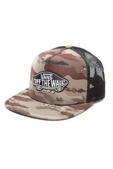 Czapka Vans Classic Patch Trucker