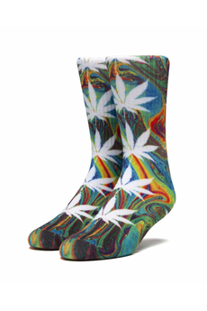 Skarpety HUF Digital Plantlife