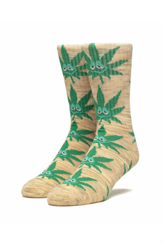Skarpety HUF Green Buddy