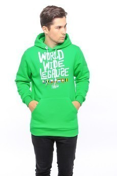 Bluza Kaptur El Polako World Wide Legalize