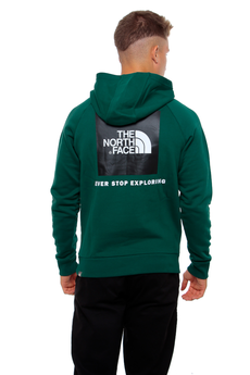Bluza Kaptur The North Face Red Box