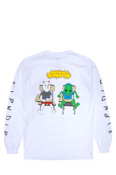 Longsleeve Ripndip Butts Up