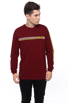 Longsleeve Nervous Stripes