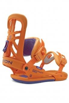 wi zania snowboardowe union contact pro fluo orange. Black Bedroom Furniture Sets. Home Design Ideas