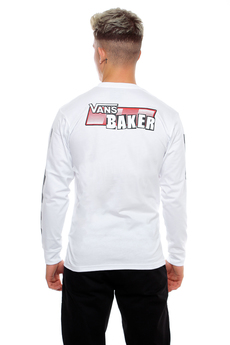 Longsleeve Vans X Baker Speed Check