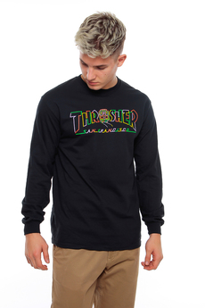 Longsleeve Thrasher Cable Car