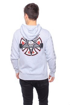 Bluza Kaptur Independent X Thrasher Pentagram Cross