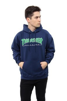 Bluza Kaptur Thrasher Outlined